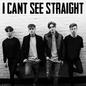 Naked Next Door - I Can't See Straight